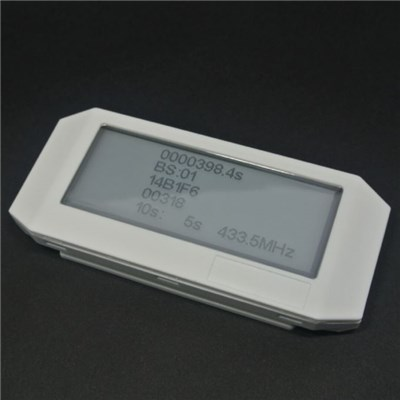 E-ink Electronic Shelf Label