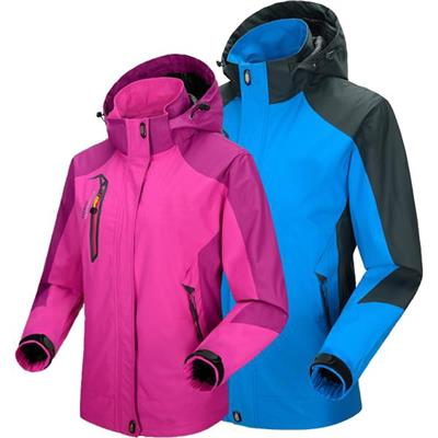 Water-resistant, Elastic Force Winter Jacket