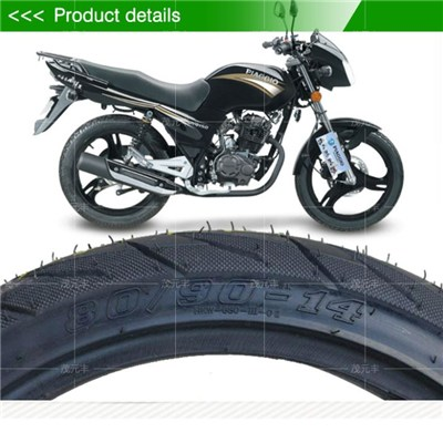 Motocycle Tyres Sets Fitting 80/90-14