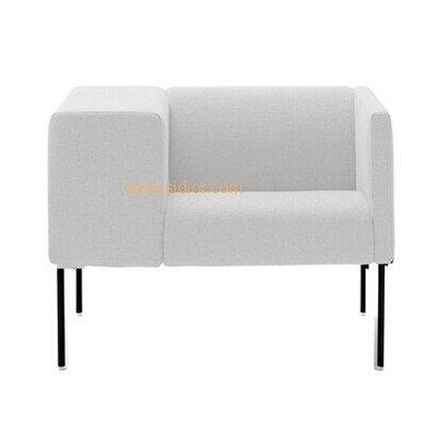 Modern Comfortable Metal Frame Public Seating For Sale