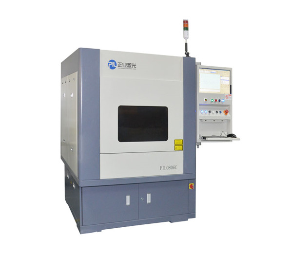 High Speed CO2 Laser Film-cutting Machine