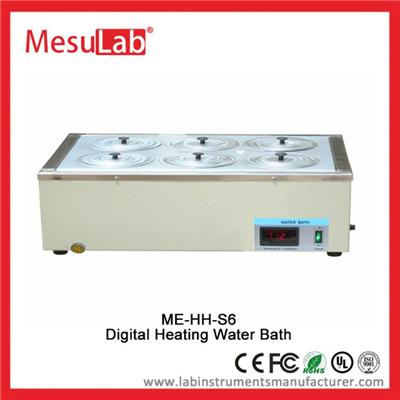 Water Bath Laboratory Apparatus Electronic Thermostat Temperature With 17 L Capacity