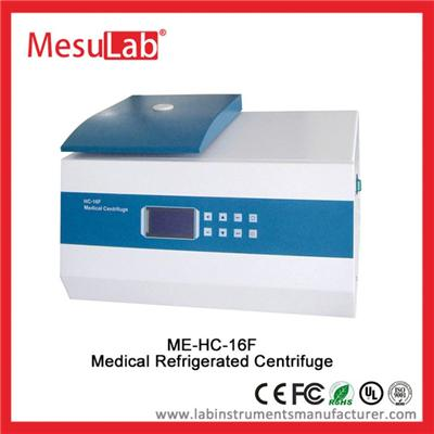 Good Refrigerated Centrifuge High Speed Tabletop Used For Medical