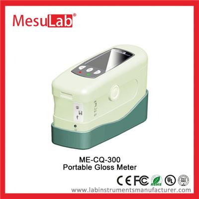 Portable Gloss Meter Electronic 1000GU With USB Interface And Carrying Suitcase For Metal