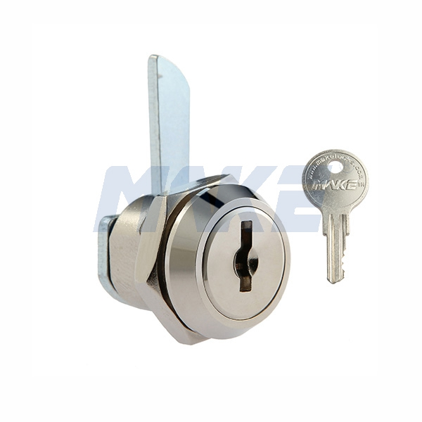 Flat Key Wafer Cam Lock MK104-02