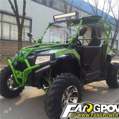 China cheap cvt transmission side by sides used utv buggy for sale