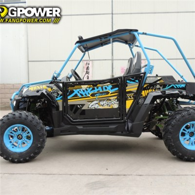 FANGPOWER New Style Electric utv vehicle