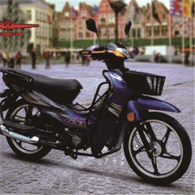100cc Single-cylinder Air -cooled 4-stroke Electric/kick 4 Speed Motorcycle