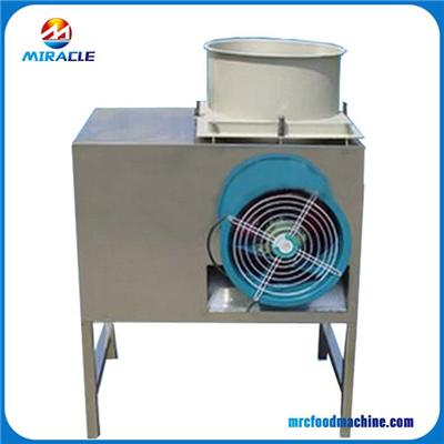High Rate Dry Garlic Bub Breaking Garlic Cloves Separation Machine