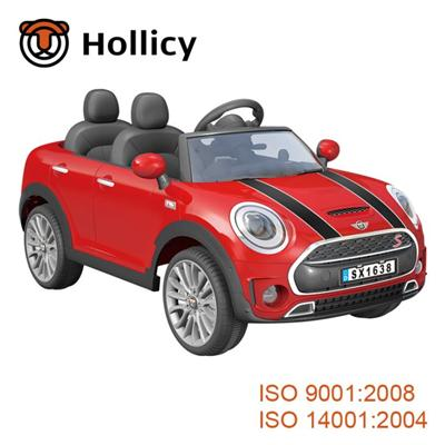Children Battery Mini Toys Car For Boys And Girls To Drive With 2 Seater SX1638