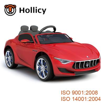 Hot Selling Maserati License Rechargeable Baby Ride On Car With Paretal Controlled SX1728