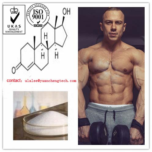Cutting Cycle Steroid 4-Chlorodehydromethyltestosterone Oral Turinabol