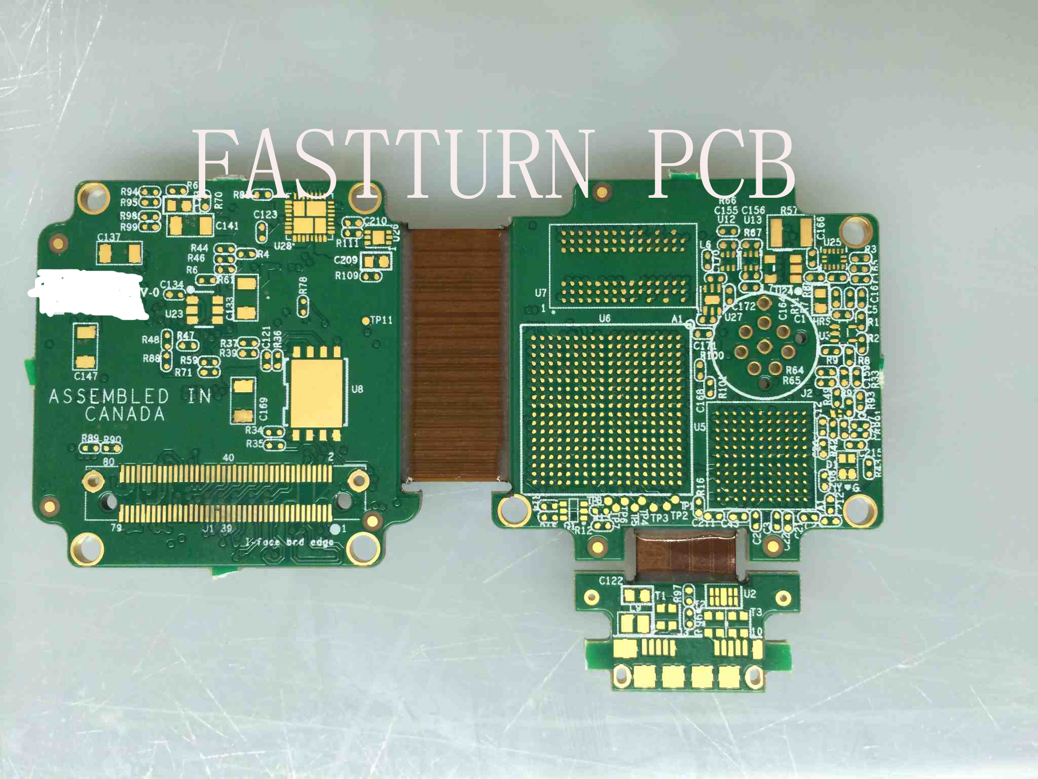 Fast Turn Pcb Company Limited Ompanies Layer Polimide Flexible Printed Circuit Board Manufacturers Custom Professional Rigid Flex Shop