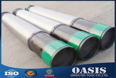 Manufacture Pipe Based Well Screens