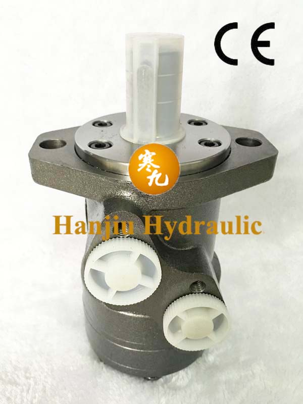 BMP Hydraulic Orbit Motors