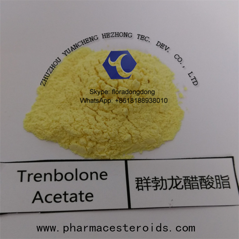 Anabolic Steroid Trenbolone Acetate for Muscle Growth Tren a