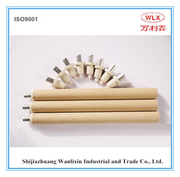 604 triangle connector fast expendable disposable thermocouple