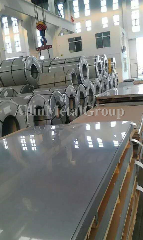 AISI316Ti Stainless Steel Sheet