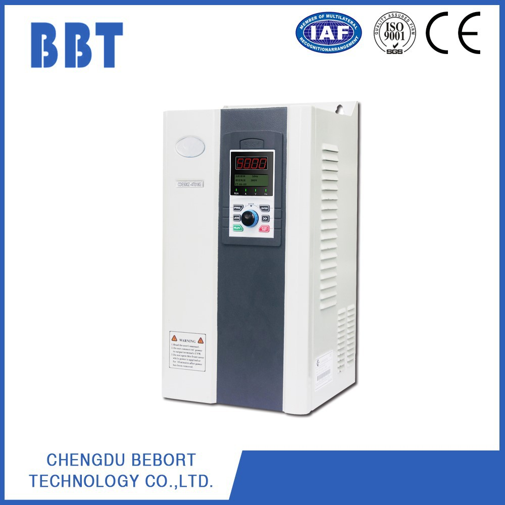 Cde500 Series 3.7kw Variable Frequency Drive Same as ABB Simens Schneider Delta