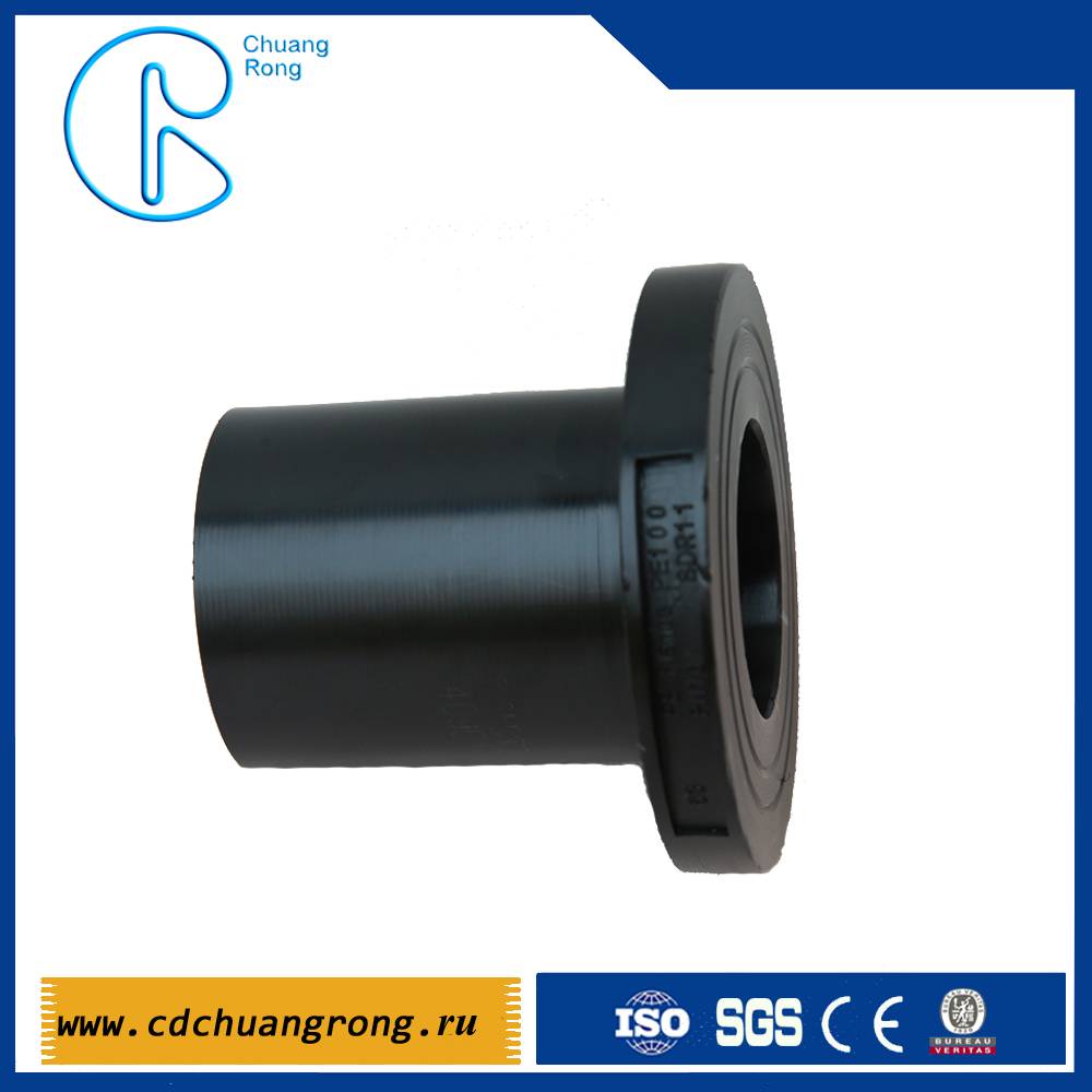 Butt fusion fittings for water supply,Tee,reducer Dn20-1200mm