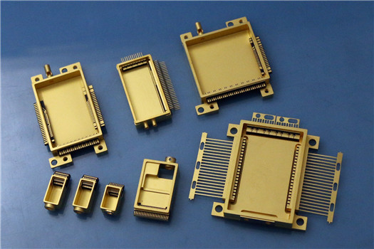 Fiber-Optic Communication Modules ceramic Packages with Submounts and Lids
