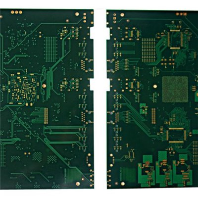 Double-Sided PCB OR Multilayer PCB