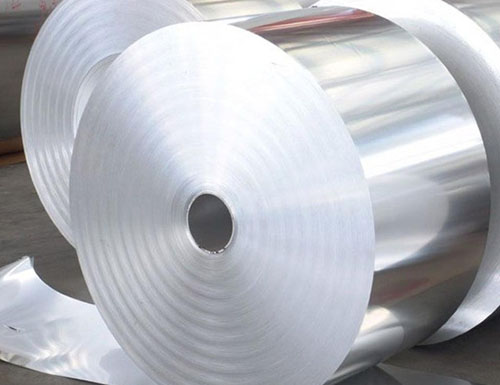 1060-0 aluminum foil production of electronic tags
