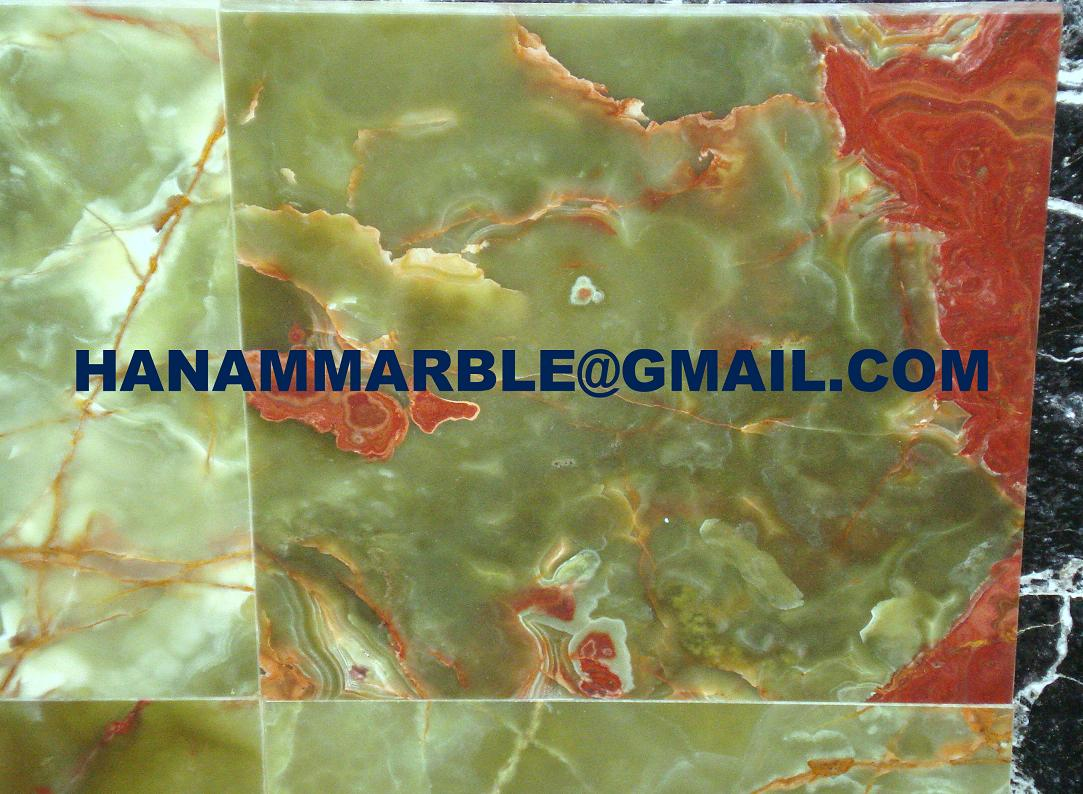 Onyx Tiles, Pakistan Green Onyx Tiles