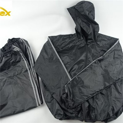 Thick Sauna Suits With Hood