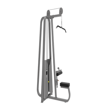 Sports Equipment USA Style Square Tube Fitness Machine Lat Pulldown