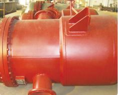 DN1900 High strength alloy steel hydrolysis pot