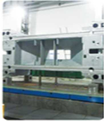 OEM high purity cast iron machine base