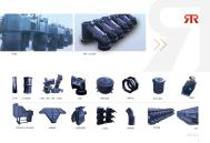 OEM high strength ductile iron pieces