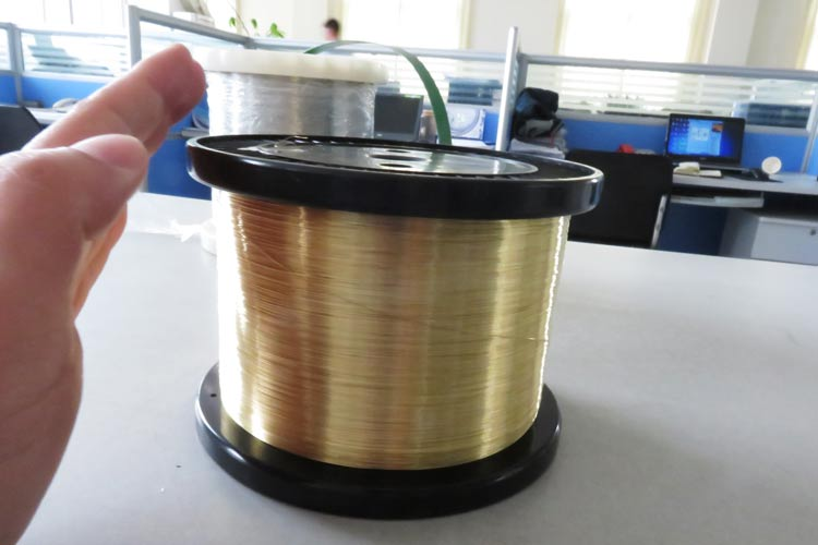 0.20mm Bashan EDM copper wire hard medium hard and soft EDM brass Wire