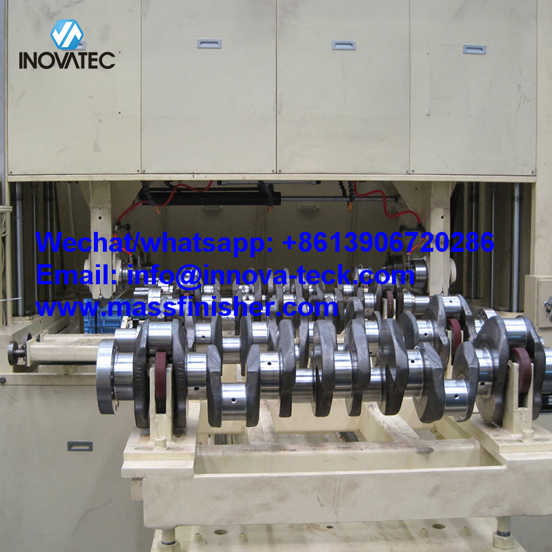 Crankshaft Polishing machine