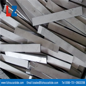 LZ10 wear-resistance tungsten carbide STB strip for wood cutting
