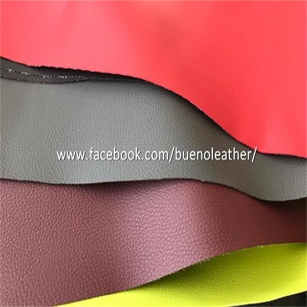 BUENO Best Selling PVC Leather for Sofa