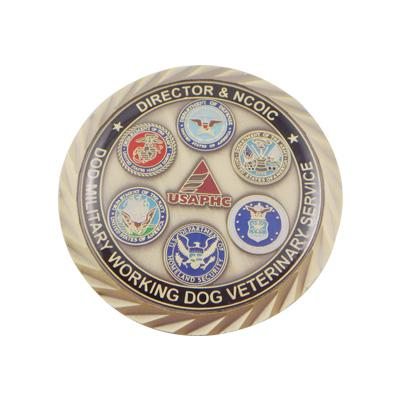 USMC Marine Navy Air Force Military Challenge Coins