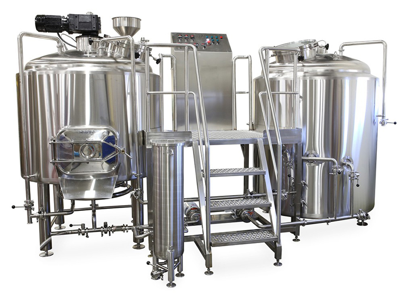 New design SUS304 beer brewing equipment 50L with great price