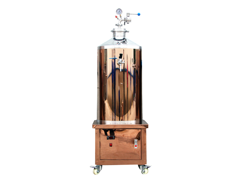 Easy making SUS304 micro beer brewing equipment with good price
