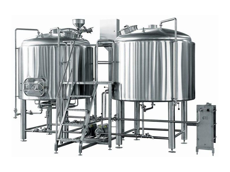 China SUS304 large beer brewery equipment with best price