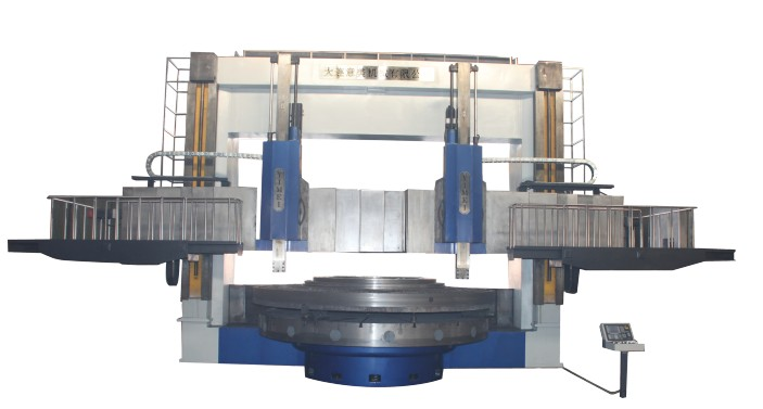 DVTCK5263 CNC Double Column Vertical Lathe