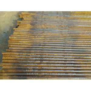 S235J2H Seamless Pipes, EN10219-2, OD 40mm, SCH 5mm