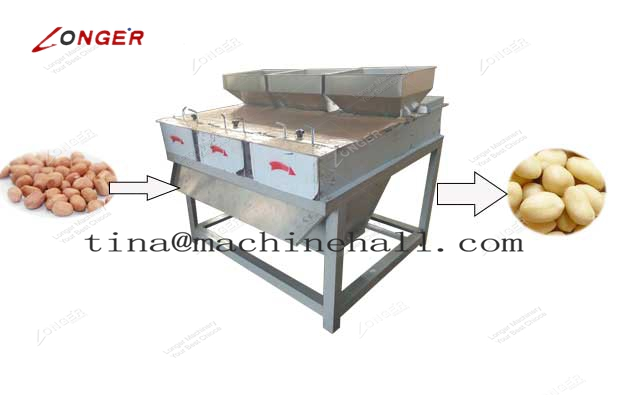 Groundnut Peeling Machine Price