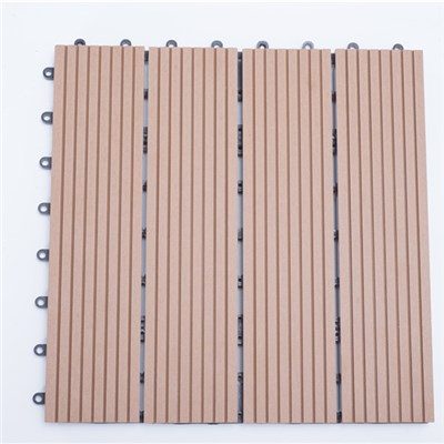 Weather Resistant Diy Decking Tiles For Home And Garden