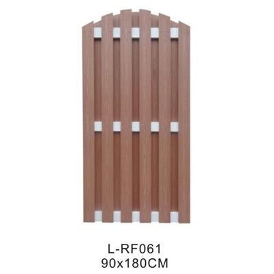 Easily Assembled Decorative Garden Fence