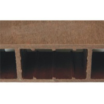 Sunlight Resistant WPC Support Beam With Flat Surface