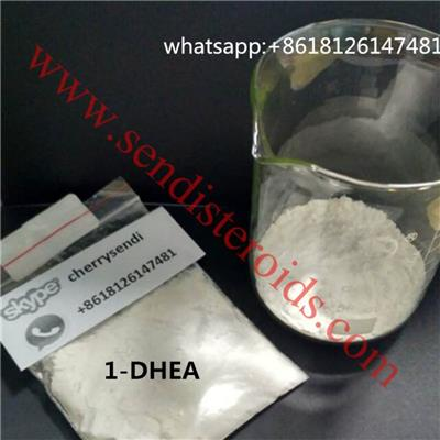 High Purity 1-DHEA 1-Androsterone 1-Andro Raw Powder Anabolic Steroid CAS76822-24-7