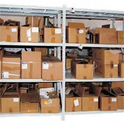 Standard Steel Storage Racks Can Be Assembled Easily with Different Loading Capacity