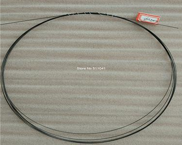 China Materials Nickel-titanium Shape Memory Alloy Wire on Sale